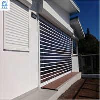 Garage Polycarbonate Rolling Shutter Door