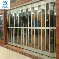 Aluminum Alloy Polycarbonate Folding Door