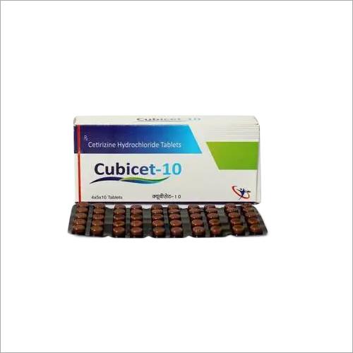 CUBICET-10