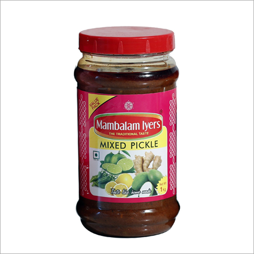1 kg Mixed Pickle