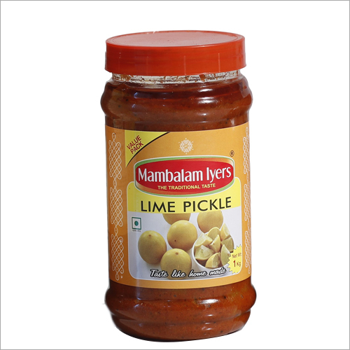 1 kg Lime Pickle