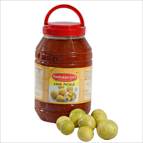5 kg Lime Pickle