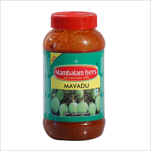 Mavadu Pickle