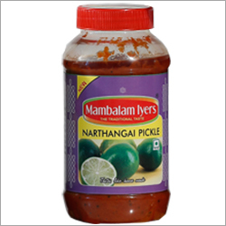 500 gm Narthangai Pickle