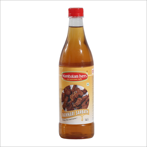 700 ml Nannari Sarbath