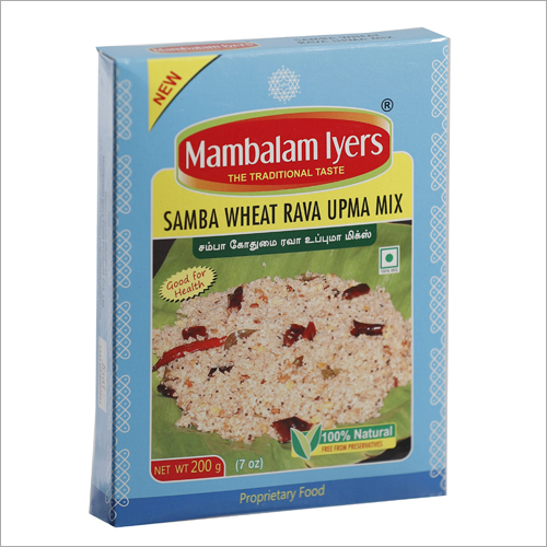 200 gm Samba Wheat Rava Upma Mix