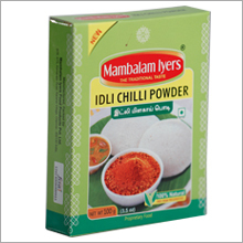100 gm Idly Chilli Powder