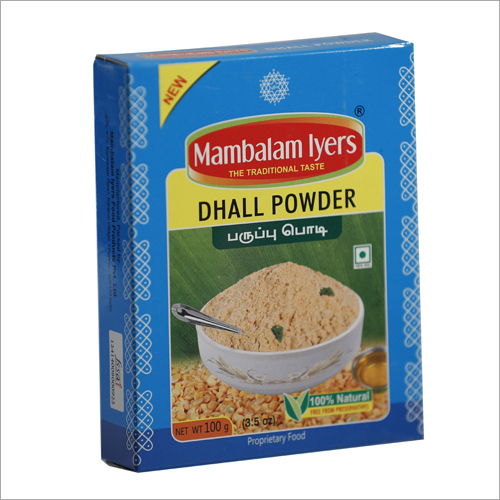 100 gm Dhall Powder