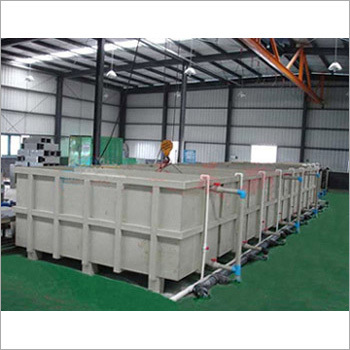Industrial Dip Pretreatment System