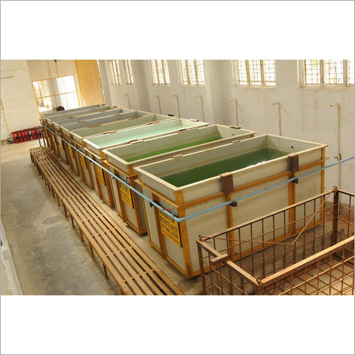 Phosphating Pretreatment Tank