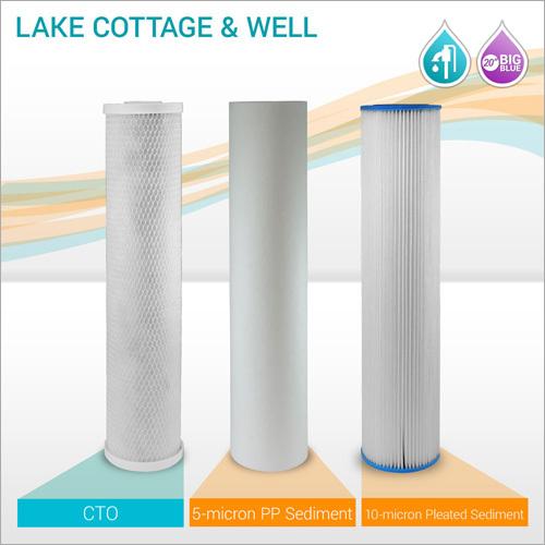 Lake Cottage Filter