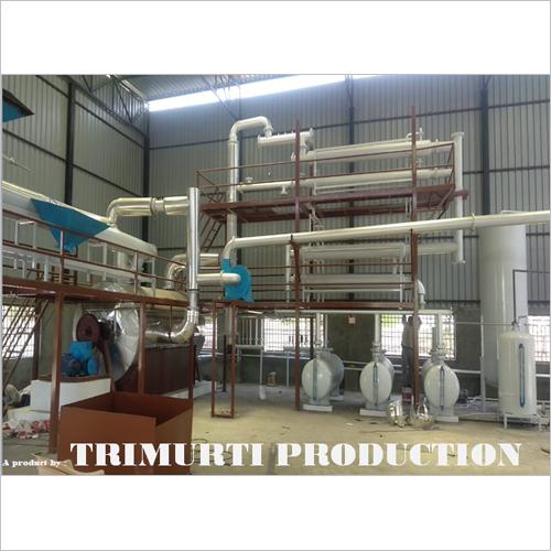 Industrial Waste Plastic Pyrolysis Plant