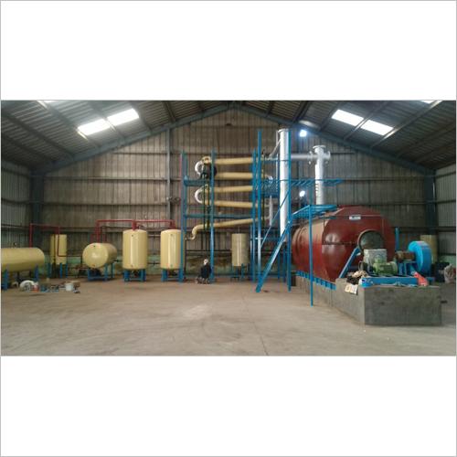 Pyrolysis Machine Project