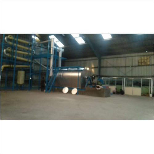 Waste Plastic Pyrolysis Plant 3 Metric Tons Per Day