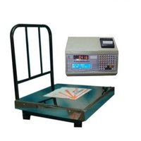 500x500 Label printer platform scale-200kg