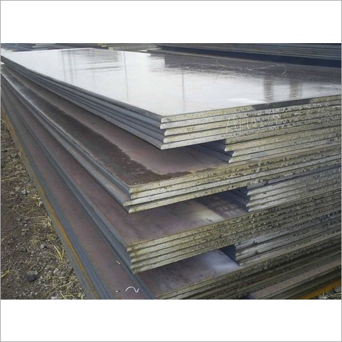 Cold Rolled Mild Steel Plate