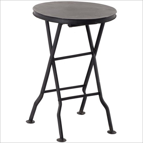 Iron Foldable Stool