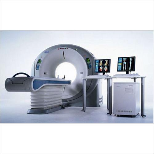 Single & Multislice CT Scanner