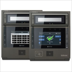 IRIS Time and Attendance System