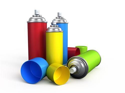 Spray Aerosol Cans
