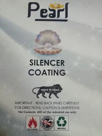 Automobile silencer coating Spray