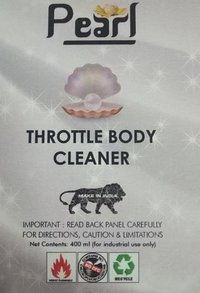 Throttle Body Cleaner Spray
