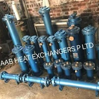 Water Cooled Oil Coolers