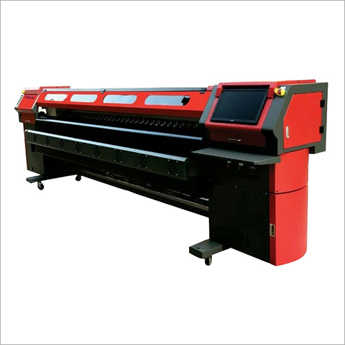 Industrial Flex Printing Machine