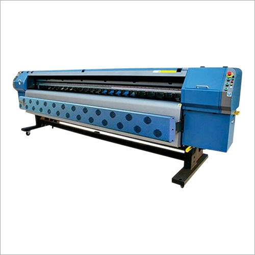 Single Phase Wide Format Flex Printing Machine
