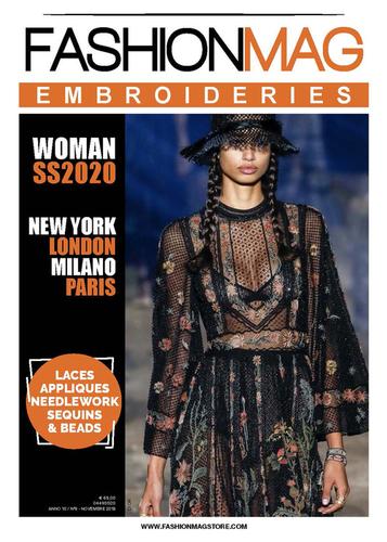 Fashion Mag Embroideries