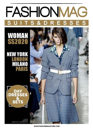 Fashionmag Suits And Dresses Fashion Magazine