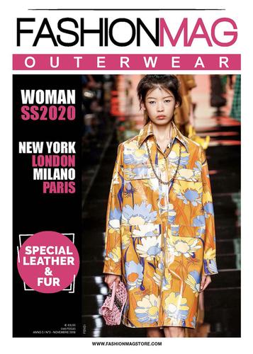 Fashion Mag Outerwear