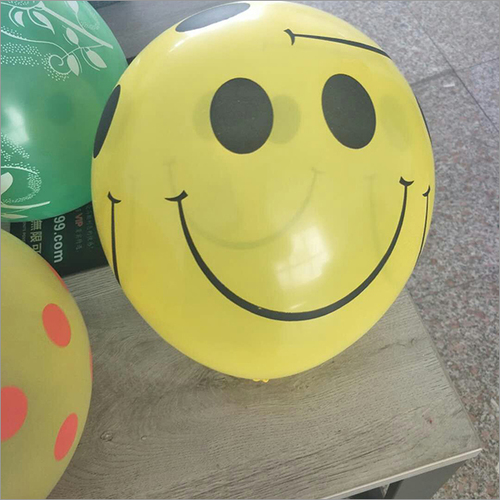 Emoji Printed Balloon