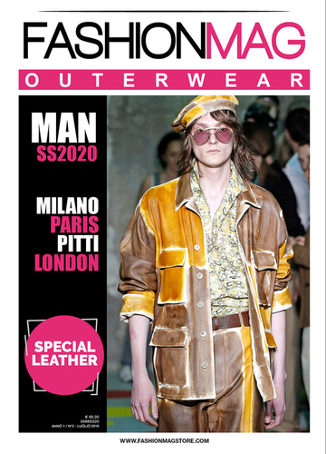 FASHION MAG OUTERWEAR
