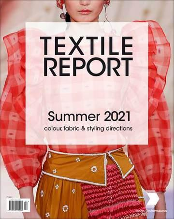 Textile Report Summer 2021 Fashion Magazine