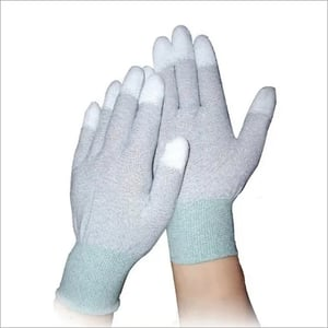 ESD Top Fit PU Coated Gloves