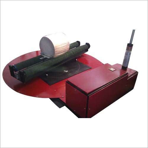 Paper Roll Reel Stretch Wrapping Machine