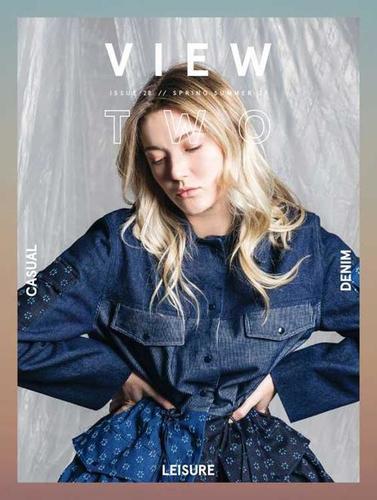 View Two Fashion Magazine