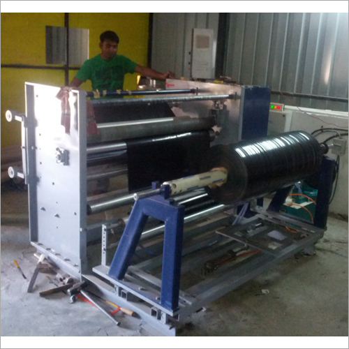 Lamination Unwinder Machine
