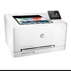 HP LaserJet Pro M252DW Printer White