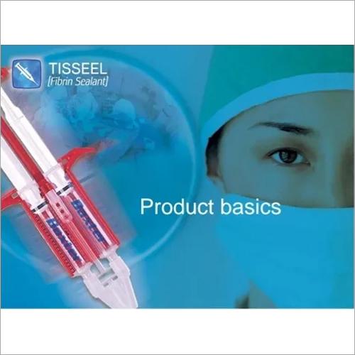 Tissel Ingredients: Thrombin And Fibrinogen
