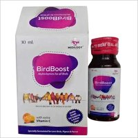 MULTIVITAMIN DROPS FOR BIRDS