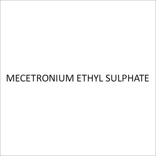 Mecetronium Ethyl Sulphate