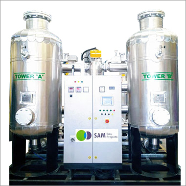Heat of Compression Type Air Dryers