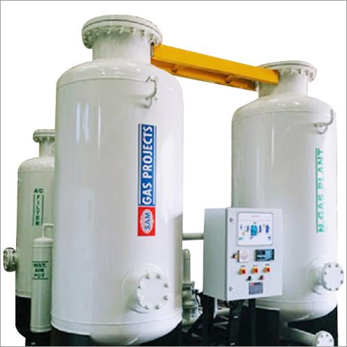 MS Model PSA Nitrogen Gas Plants