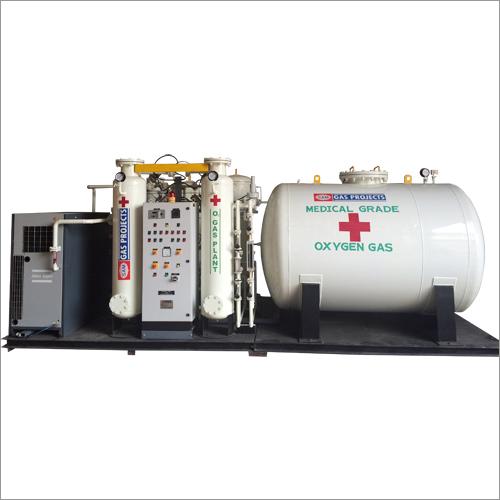 PSA Medical Oxygen Gas Plant