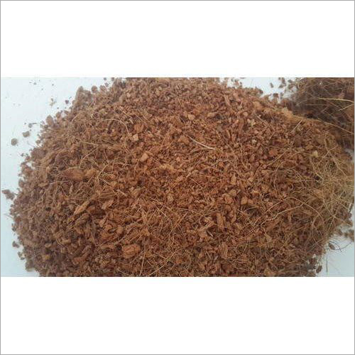 Coir Pith Raw Material