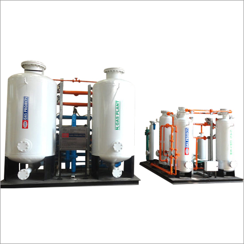 High Purity PSA Nitrogen Gas Plants