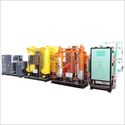 PSA Nitrogen Gas Plants - DX Model