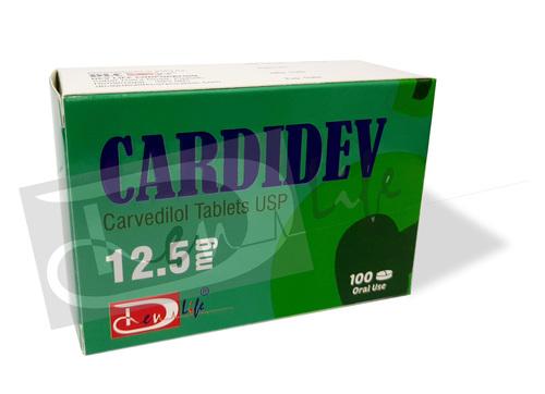 Carvedilol Tablets USP